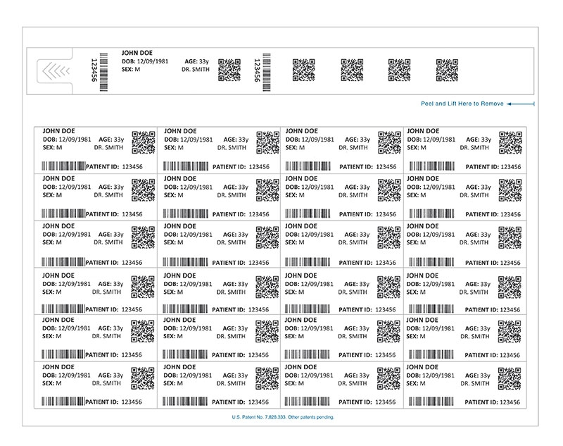photo about Printable Wristband Sheets identify Tender, Very simple-towards-Seek the services of Chart Label Wristbands