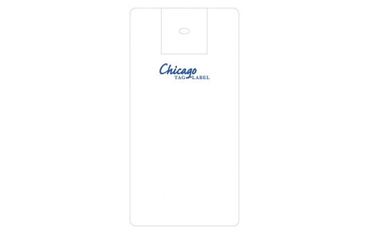 Chicago Tag and Label reinforced tag