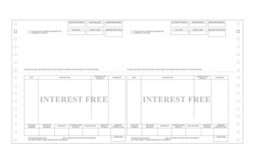 Chicago Tag and Label integrated shipping forms